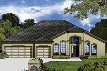 House Plan Design - Contemporary Exterior - Front Elevation Plan #1015-47