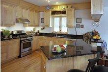 Architectural House Design - Craftsman Interior - Kitchen Plan #939-9