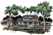 Craftsman Exterior - Front Elevation Plan #952-269