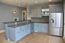 Country Interior - Kitchen Plan #928-250