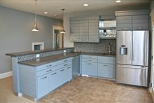 Home Plan - Country Interior - Kitchen Plan #928-250