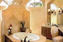 Mediterranean Interior - Bathroom Plan #930-353