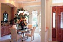 Mediterranean Interior - Dining Room Plan #417-556