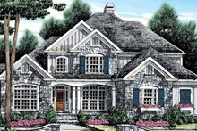 Country Exterior - Front Elevation Plan #927-890