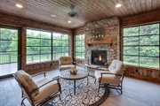 Craftsman Style House Plan - 3 Beds 3 Baths 5121 Sq/Ft Plan #51-581 Interior - Other
