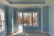 Craftsman Style House Plan - 3 Beds 3.5 Baths 3526 Sq/Ft Plan #437-95 Interior - Master Bedroom