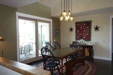 Craftsman Interior - Dining Room Plan #124-1005