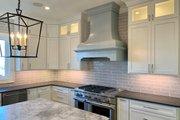 Craftsman Style House Plan - 4 Beds 4.5 Baths 5810 Sq/Ft Plan #437-96 Interior - Kitchen