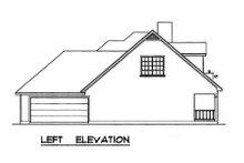 Farmhouse Exterior - Other Elevation Plan #40-163