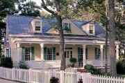 Southern Style House Plan - 3 Beds 2 Baths 2457 Sq/Ft Plan #137-208