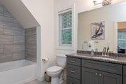 Craftsman Style House Plan - 4 Beds 2.5 Baths 2092 Sq/Ft Plan #461-69 Interior - Bathroom