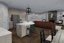 Dream House Plan - Ranch Interior - Kitchen Plan #1060-30
