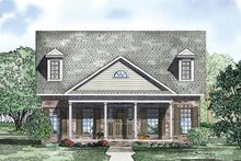 Dream House Plan - Traditional Exterior - Other Elevation Plan #17-2422