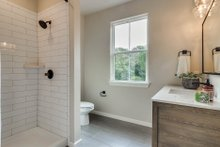 Home Plan - Plan 1067-1 Master Shower