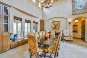 Mediterranean Style House Plan - 4 Beds 5 Baths 4320 Sq/Ft Plan #80-199 Interior - Dining Room