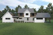 Farmhouse Style House Plan - 3 Beds 2.5 Baths 2681 Sq/Ft Plan #1070-106 Exterior - Rear Elevation