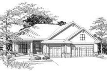 Home Plan - Ranch Photo Plan #70-1031