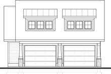 Architectural House Design - Craftsman Exterior - Front Elevation Plan #1073-10