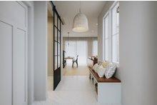 Dream House Plan - Farmhouse Interior - Entry Plan #23-2740