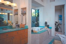 Architectural House Design - Guest Bath