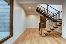 Home Plan - Modern Interior - Entry Plan #892-32