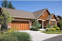 Craftsman Exterior - Front Elevation Plan #48-414