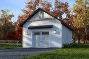 Farmhouse Style House Plan - 0 Beds 0 Baths 600 Sq/Ft Plan #23-2748