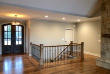 Ranch Interior - Entry Plan #437-77