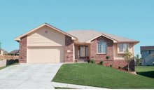 Home Plan Design - Traditional Exterior - Front Elevation Plan #20-154