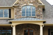 Traditional Style House Plan - 4 Beds 3.5 Baths 3187 Sq/Ft Plan #437-56 Exterior - Front Elevation