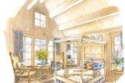 Farmhouse Style House Plan - 4 Beds 3.5 Baths 3398 Sq/Ft Plan #429-35 Photo