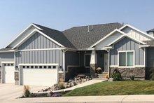 Dream House Plan - Farmhouse Exterior - Front Elevation Plan #1060-47