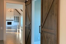 House Plan Design - Hallway/Craft Room