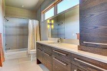 Modern Interior - Bathroom Plan #892-12