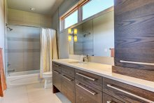 Dream House Plan - Modern Interior - Bathroom Plan #892-12