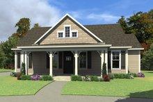 Farmhouse Exterior - Front Elevation Plan #63-419