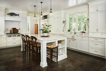 Architectural House Design - Traditional Interior - Kitchen Plan #928-300