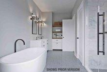 House Plan Design - Craftsman Interior - Master Bathroom Plan #1079-1
