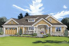 House Design - Craftsman style, Bungalow design, elevation