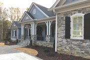 Traditional Style House Plan - 4 Beds 5.5 Baths 4679 Sq/Ft Plan #1054-21 Exterior - Front Elevation