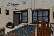 Modern Style House Plan - 3 Beds 1.5 Baths 1106 Sq/Ft Plan #126-171