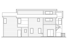 Home Plan - Exterior - Other Elevation Plan #124-954