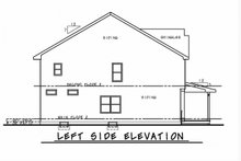 Traditional Exterior - Other Elevation Plan #20-2339