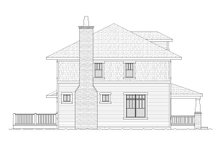 Home Plan - Traditional Exterior - Other Elevation Plan #901-24