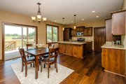 Traditional Style House Plan - 4 Beds 2.5 Baths 2326 Sq/Ft Plan #20-2054 Interior - Kitchen