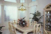 House Plan Design - Mediterranean Interior - Dining Room Plan #930-40