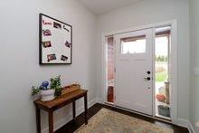 Home Plan - Ranch Interior - Entry Plan #70-1464