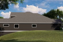 Dream House Plan - Cottage Exterior - Other Elevation Plan #1064-107