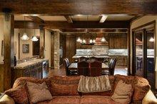 Craftsman Interior - Dining Room Plan #892-27