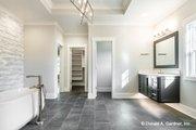 Craftsman Style House Plan - 3 Beds 2 Baths 2025 Sq/Ft Plan #929-1040 Interior - Master Bathroom